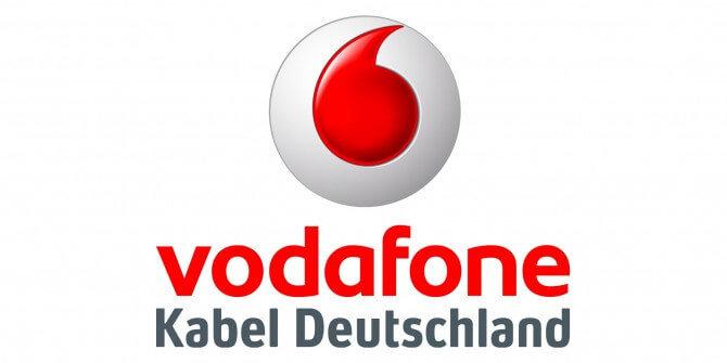 vodafone - Kabel Deutschland